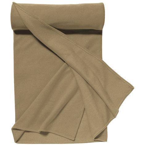 SOLS Plaid Pill Resistant Fleece Blanket