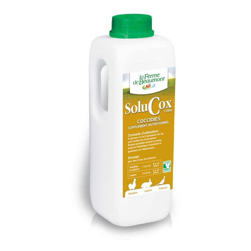 Solucox 5 litres