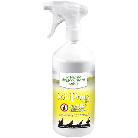 Solupoux² Spray