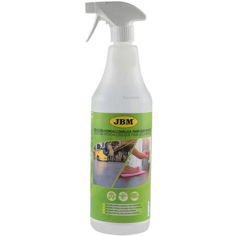 Solution hydroalcoolique pour les surfaces 1l spray