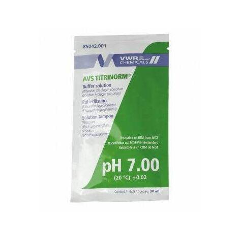 Solution PH7, sachet de 20ml