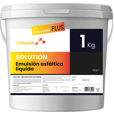 SOLUTION PLUS Traitement d\'étanchéité pour fissures et usages extrêmes 20 KG - Membrane étanche