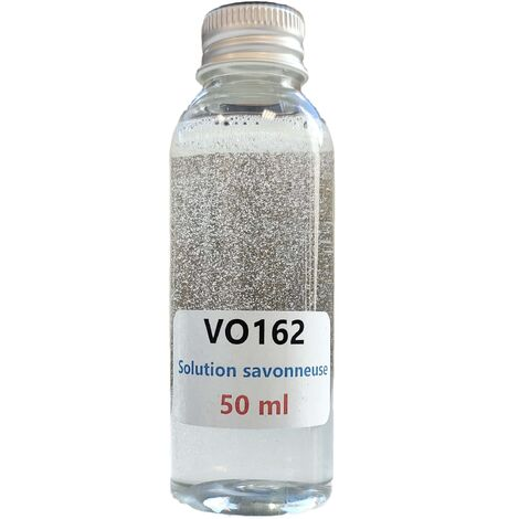 Solution savonneuse à diluer pour pose de films pour vitrage (VO162)