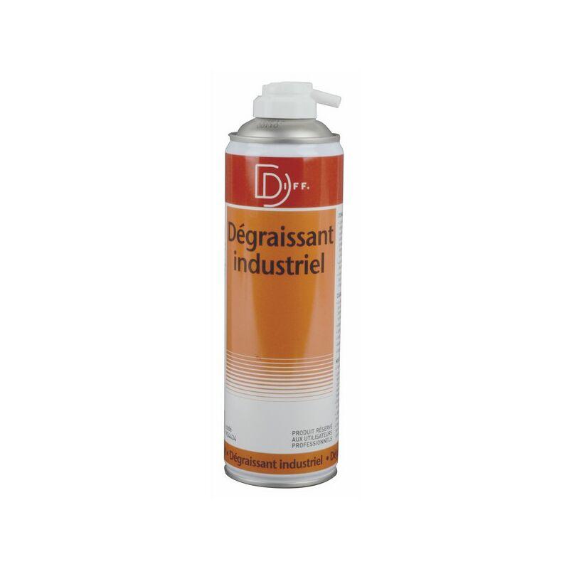 Dégraissant industriel aérosol 650/400ml - DIFF