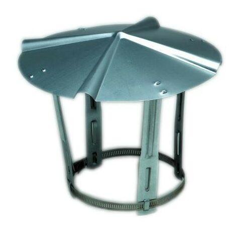 Sombrero galvanizado, D.125/139