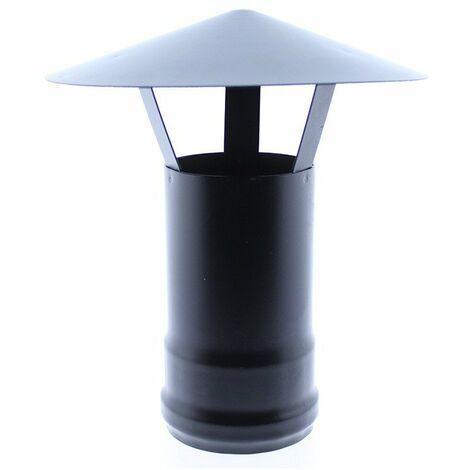 Sombrero galvanizado estufa pellet