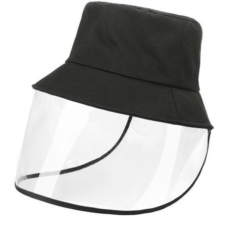 Sombrero protector anti escupir, sombrero de cubierta completa