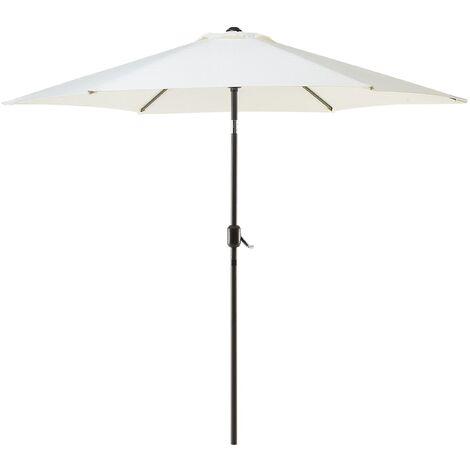 Sombrilla de jardín – Color antracita – Metal - ø 267 cm – VARESE