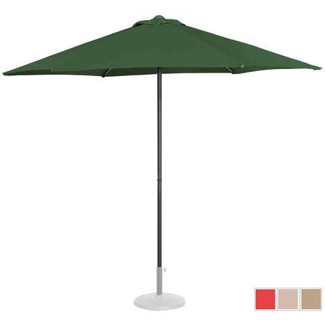 Sombrilla Para Jardín Parasol Terraza Hostelería Hexagonal Verde U