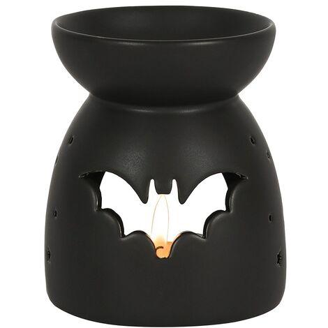 Something Different Bat Oil Burner (One Size) (Black)