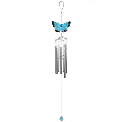 """main image of """"Something Different Butterfly Windchime"""""""