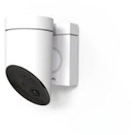 somfy 1870346 | somfy 1870346 - caméra de surveillance pro extérieure blanche