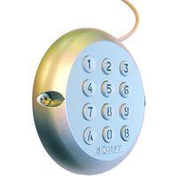Somfy 2400581 Codetaster 2-Kanal, verdrahtet