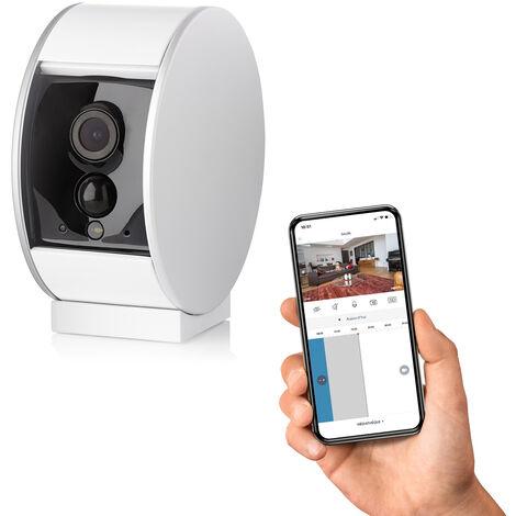 Somfy 2401507 - Indoor Camera, caméra de surveillance intérieure