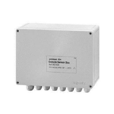 Somfy Boitier de capteurs météo extérieur - ref 9001606