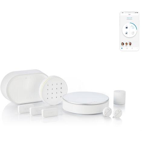 Somfy Home Alarm Advanced, système d'alarme sans fil connecté - 1875259