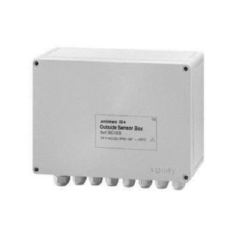 Somfy Sensor Housing meteo Outdoor - ref 9001606