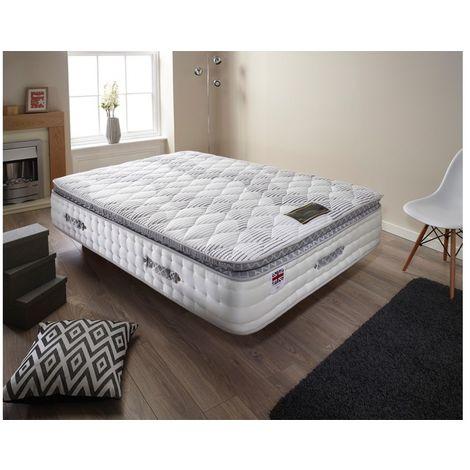 Somnior 6000 Gold Pillowtop Coolblue Mattress