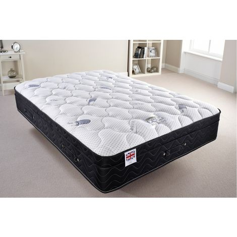 Somnior Pure Sleep Memory Foam Topper Mattress