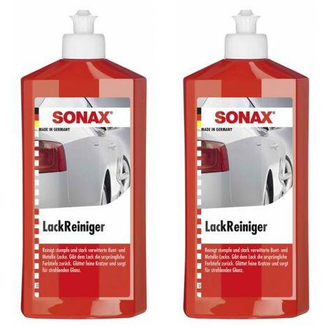 SONAX LackReiniger - Anzahl: 2x