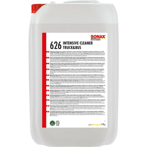 SONAX Nettoyant intensif camion + Bus 25 Liter