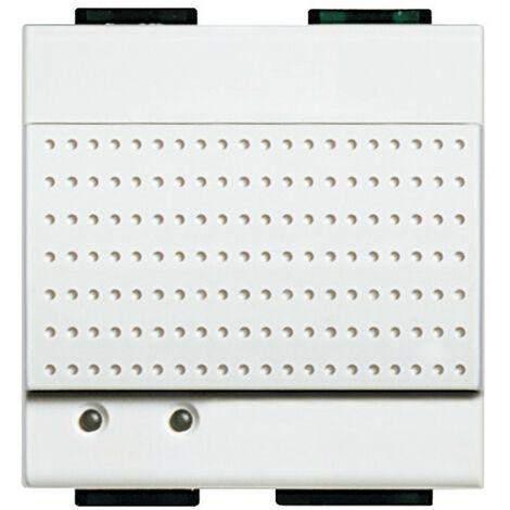 Sonde pour gestion de température Livinglight MyHOME BUS blanc BTICINO N4693