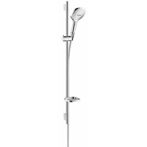 ** Sonderangebot ** Hansgrohe Brausenset Raindance Select E 120 Unica'S Puro 900mm 26621000