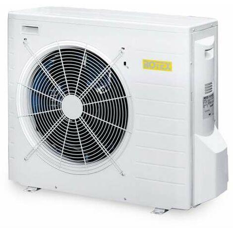 Sonderangebot ROTEX HPU 8 kW, 1 - 230 V Außengerät Heizen Kühlen RVLQ08CAV3 143227