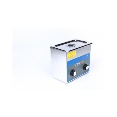SonicClean analog ultrasonic cleaner 3L