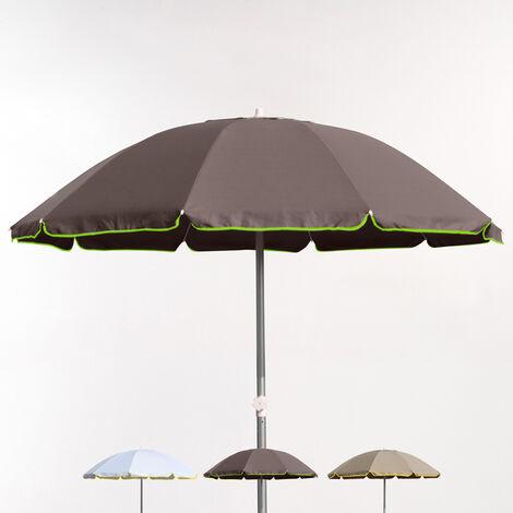 Sonnenschirm mit neuen Farben Windschutz Schwer Baumwolle ROM NATUR LIMITED EDITION