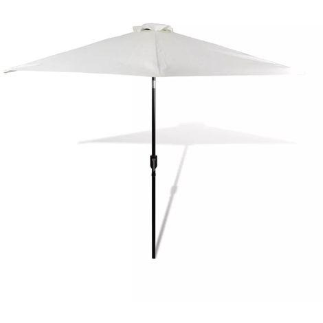 Sonnenschirm Strandschirm Sonnenschutz Garten Schirm Sandwei? 3m
