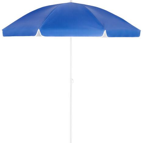 Sonnenschirm UV-Schutz Strandschirm Neigefunktion höhenverstellbar Gartenschirm
