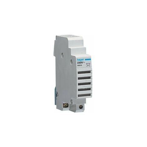 Sonnerie modulaire 230V - Hager