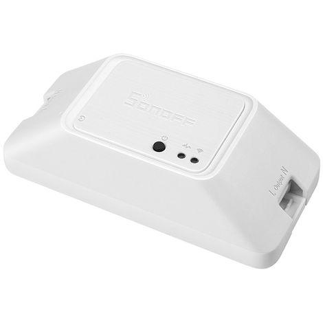 SONOFF, BASICR3 WIFI DIY Smart Switch, para Alexa y Google Nest / Home