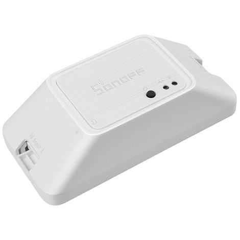 SONOFF, interruptor de bricolaje, interruptor de wifi movil de 433Mhz