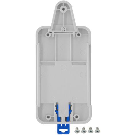 Sonoff, soporte de caja de riel ITEAD para bandeja de riel DIN DR, para interruptor Sonoff