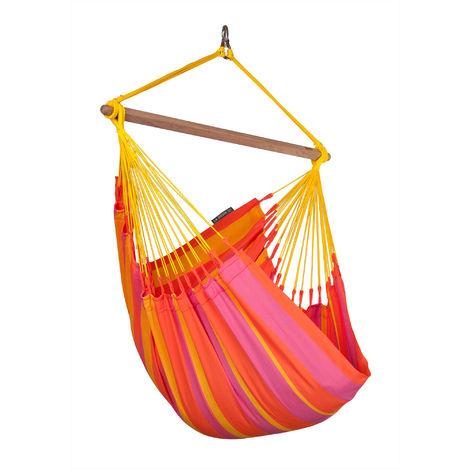 Sonrisa Mandarine - Chaise-hamac basic outdoor