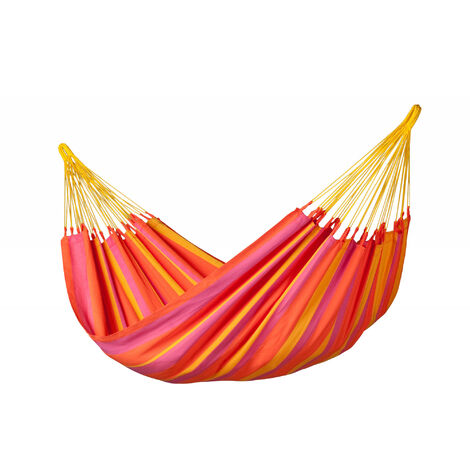 Sonrisa Mandarine - Hamac classique simple outdoor - Rouge