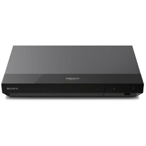 SONY UBP-X500 Lecteur Blu-Ray UHD 4K - Port USB - Compatible HDR 10 - HDMI - Compatible Dolby Atmos - Certifie Hi-Res Audio