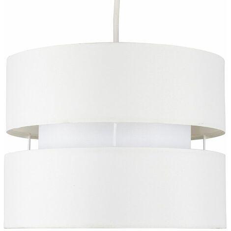 Sophia Ceiling Light Shade + Cool White LED Bulb