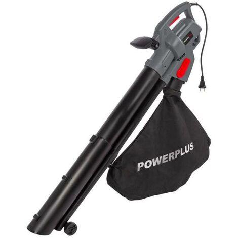 Soplador/ aspirador hoja 3000W PowerPlus