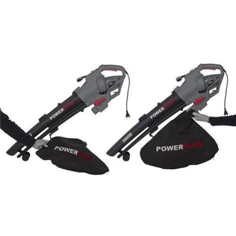 Soplador Aspirador Power Plus 3000W