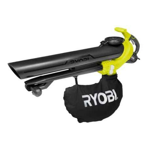 Soplador/triturador eléctrico de vacío RYOBI 3000W 3en1 RBV3000CESV