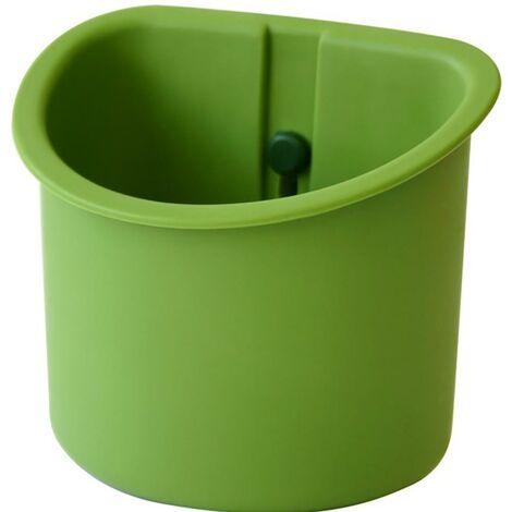 Soporte Baño Ventosa 113×80×97Mm Plastico Verde Wey-Be 225959 - Gr