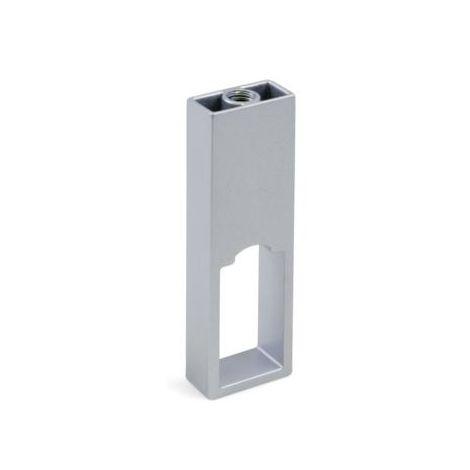 soporte central para barra armario luxe - talla