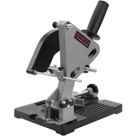"""main image of """"Soporte de base de hierro, mequina de corte trabajo del metal Mano poder herramienta amoladora angular del soporte"""""""