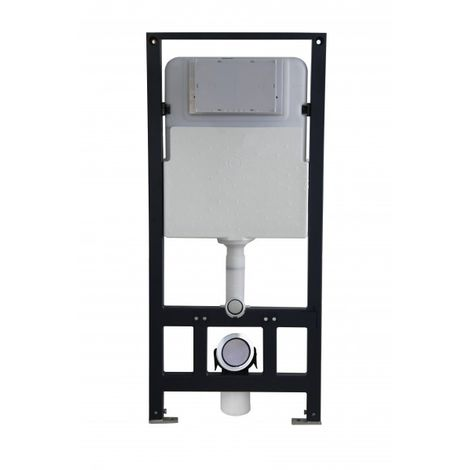 Soporte de inodoro suspendido G3004A con placa de liberación - modelo seleccionable
