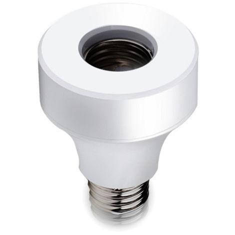 Soporte de lampara de control remoto Wifi, portalamparas, E27