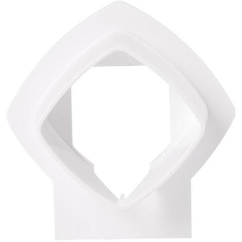 Soporte de montaje en pared, para Linksys Velop, blanco, paquete de 1