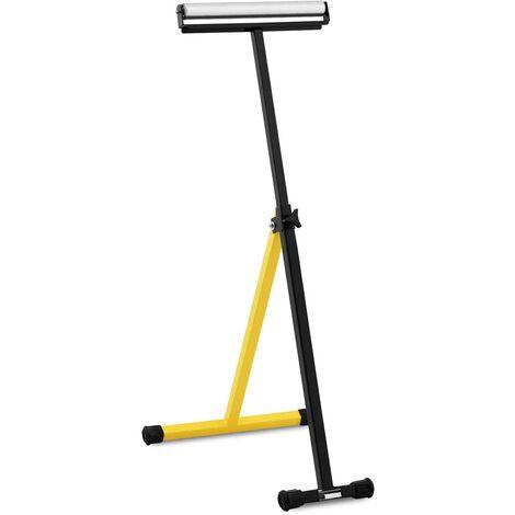 Soporte De Rodillo Caballete Para Taller Altura Regulable 64 - 105 cm Hasta 40kg